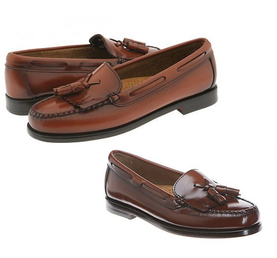Bass Washington Tassel Loafer. Images/via Google.