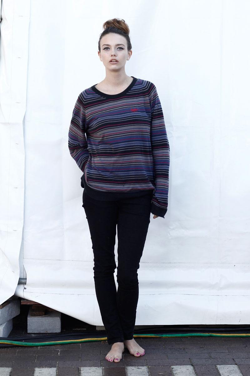 Emily Jean Model Mbfwa: models off-duty: emily