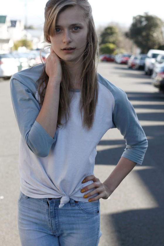 Models I met and liked: Cait Kneller. | katherine is awesome