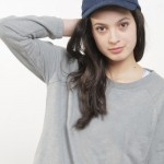 Olivia Lefebre in the KiA x Little Brother 'K' cap.