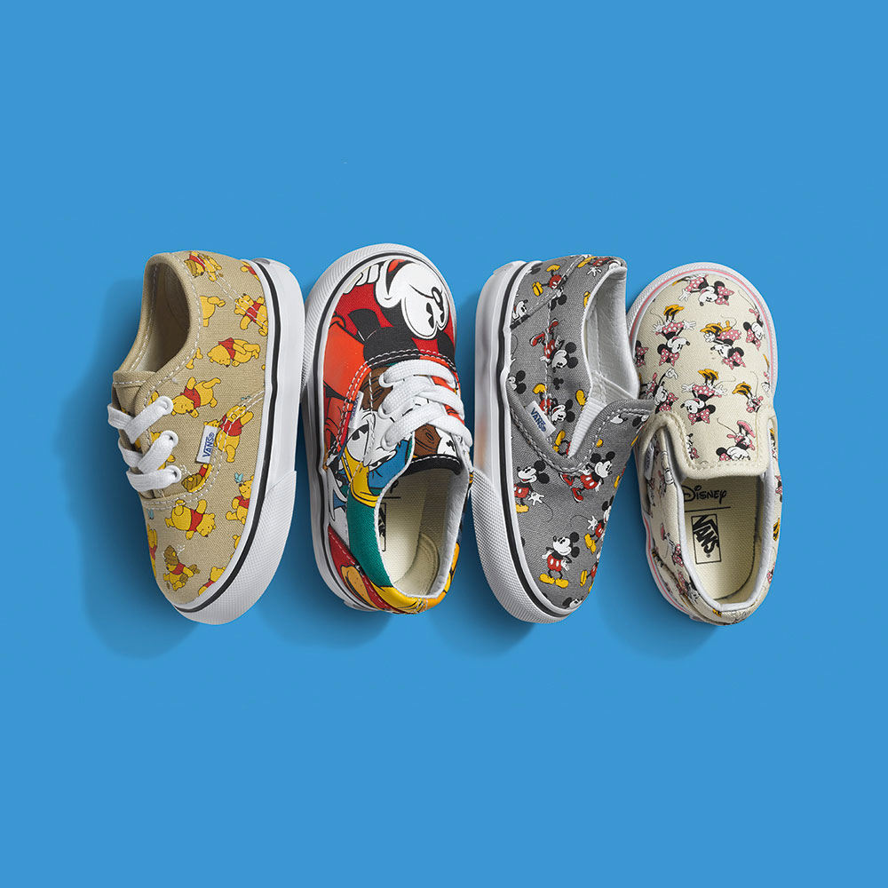 vans for toddlers nz